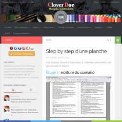 Step by step d'une planche – Clover Doe