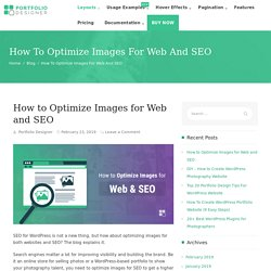 Step-by-Step Guide to Optimize Images for Web and SEO