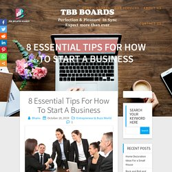 A Step by Step Guide How to Startup a Business