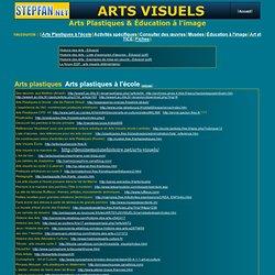 Arts Visuels à l'école primaire : sites de ressources, fiches ...