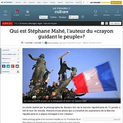Qui est Stéphane Mahé, l'auteur du «crayon guidant le peuple»?