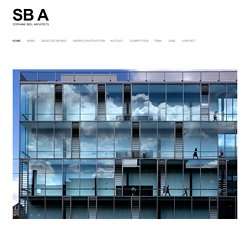 Stéphane Beel Architects | SBA