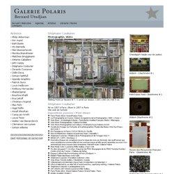 Galerie Polaris > Artistes