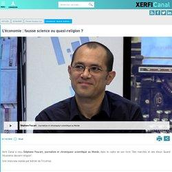 Xerfi Canal, la revue audiovisuelle de l'économie, la stratégie et du management