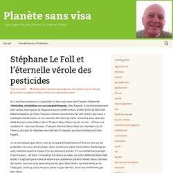 Stéphane Le Foll et les pesticides