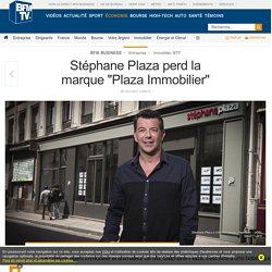 Stéphane Plaza perd la marque « Plaza Immobilier »