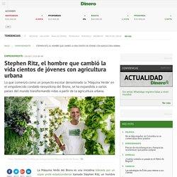 Stephen Ritz, el hombre que cambió la vida cientos de jóvenes con agricultura urbana