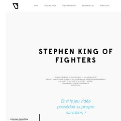 Stephen King of Fighters