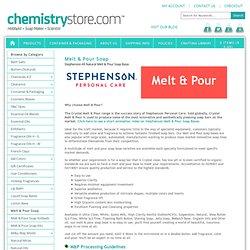 Stephenson Melt & Pour Soap Base at Wholesale Prices