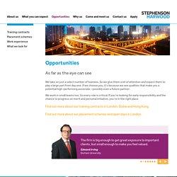 Stephenson Harwood LLP