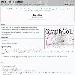 StephenWattam.com - GraphColl