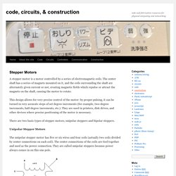 code, circuits, & construction