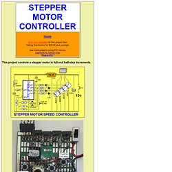 Stepper Motor Controller - Aurora