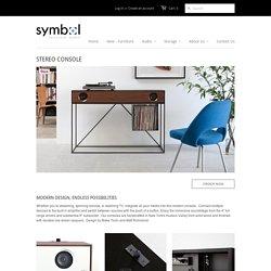Stereo Console – SYMBOL audio