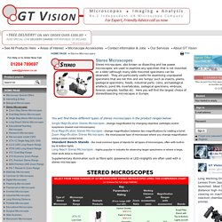 Stereo - GX Optical Online Store
