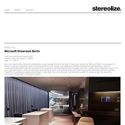 Microsoft Showroom Berlin