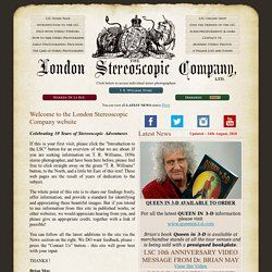 London Stereoscopic Company - Official Web Site