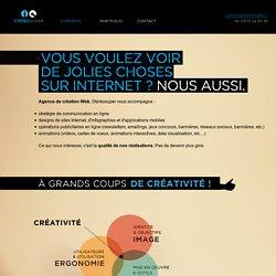 Agence de Direction Artistique web