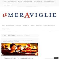 GLI STEREOTIPI DEI FILM AMERICANI - Le Meraviglie