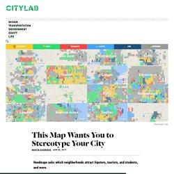 Hoodmaps Wants You to Stereotype Your Neighborhood - The Atlantic