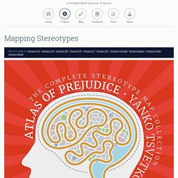 Mapping Stereotypes Project by alphadesigner