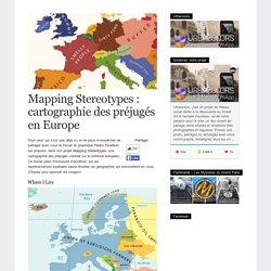 Mapping Stereotypes : cartographie des préjugés en Europe