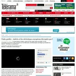Visite guidée : Astérix et les stéréotypes européens décryptés par le journaliste Alex Taylor - Livres