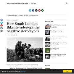 How South London Bikelife sidesteps the negative stereotypes – British Journal of Photography