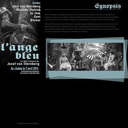 L'Ange Bleu, film réalisé par Josef von Sternberg avec Marlene Dietrich et Emil Jannings