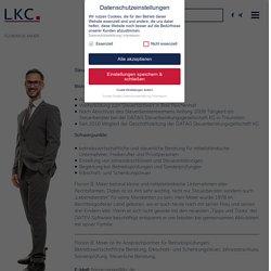 Florian B. Maier - LKC
