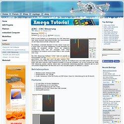 jCNC - CNC Steuerung