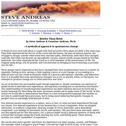 Steve Andreas Home