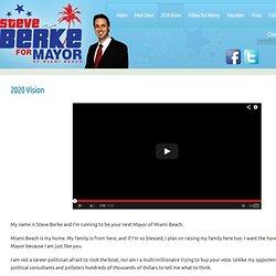 Steve Berke for Mayor