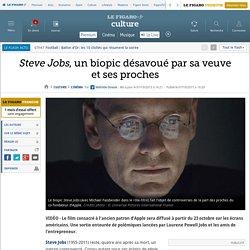 Steve Jobs, un biopic désavoué par sa veuve et ses proches