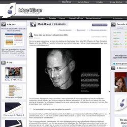 Steve Jobs, son discours à Stanford en 2005