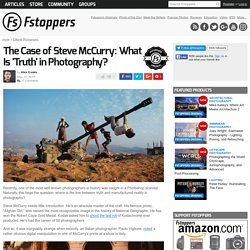 The Case of Steve McCurry: What Is 'Truth' in Photography?