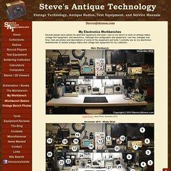 Steve's Electronics Workbench