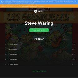 Steve Waring on Spotify