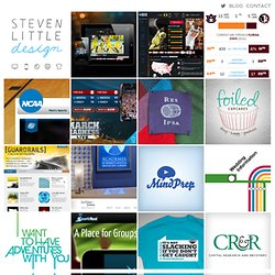 Steven Little Design : Web Design, Print Design, Identity Design… really anything design