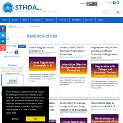 STHDA - Home