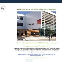 STI2D Lycée Victor Hugo Lunel