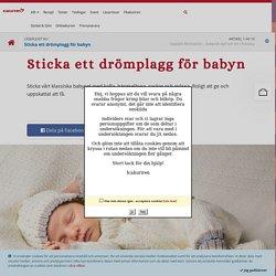 Sticka ett drömplagg för babyn – Icakuriren