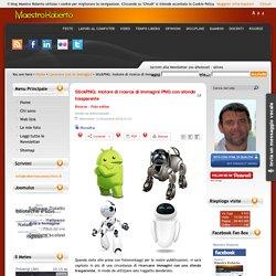 StickPNG: motore di ricerca di immagini PNG con sfondo trasparente