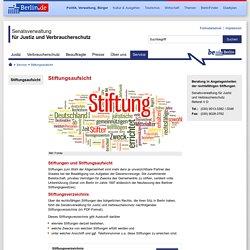 Stiftungsaufsicht