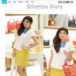 Stilettos Diary: Stilettos Diary Tips to beat Summer Heat in Style