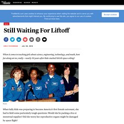 Still Waiting For Liftoff
