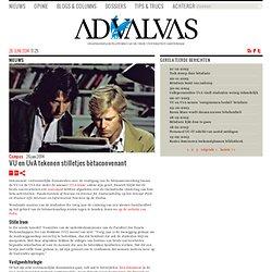 advalvas: VU en UvA tekenen stilletjes bètaconvenant