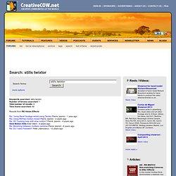 stills twixtor - Creative COW Search
