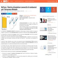 MyTens BW-TS1, l'électro-stimulateur connecté et remboursé par l'Assurance Maladie