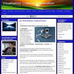 Visualisation Créative & Relaxation